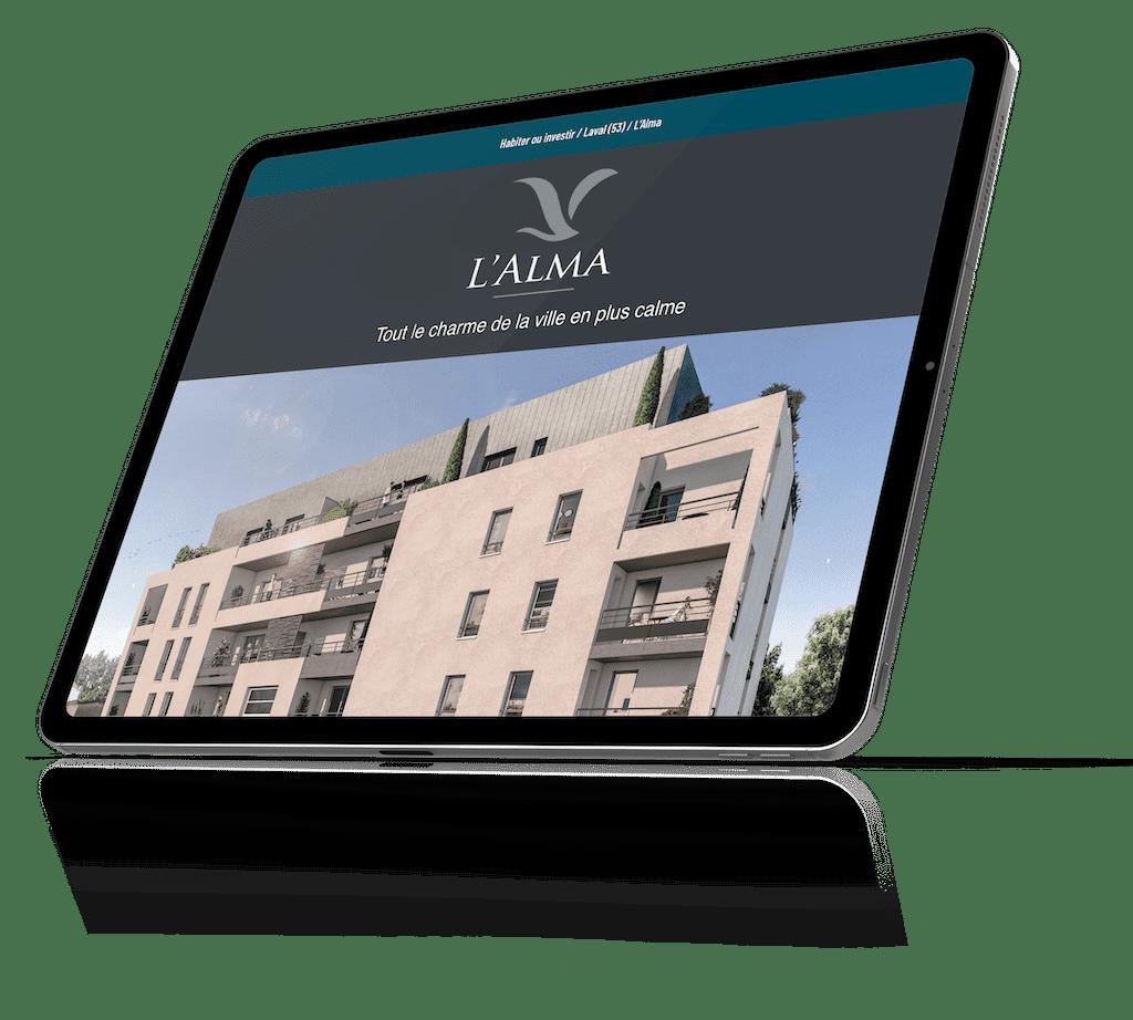 tablette-alma-laval-design975-createur-site-internet-savenay-saint-nazaire-labaule-guerande