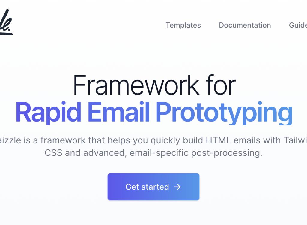 Facilitez l'intégration d'e-mails HTML grâce à Maizzle