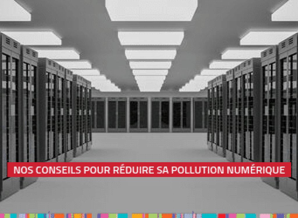 Pollution numérique : quésaco ?