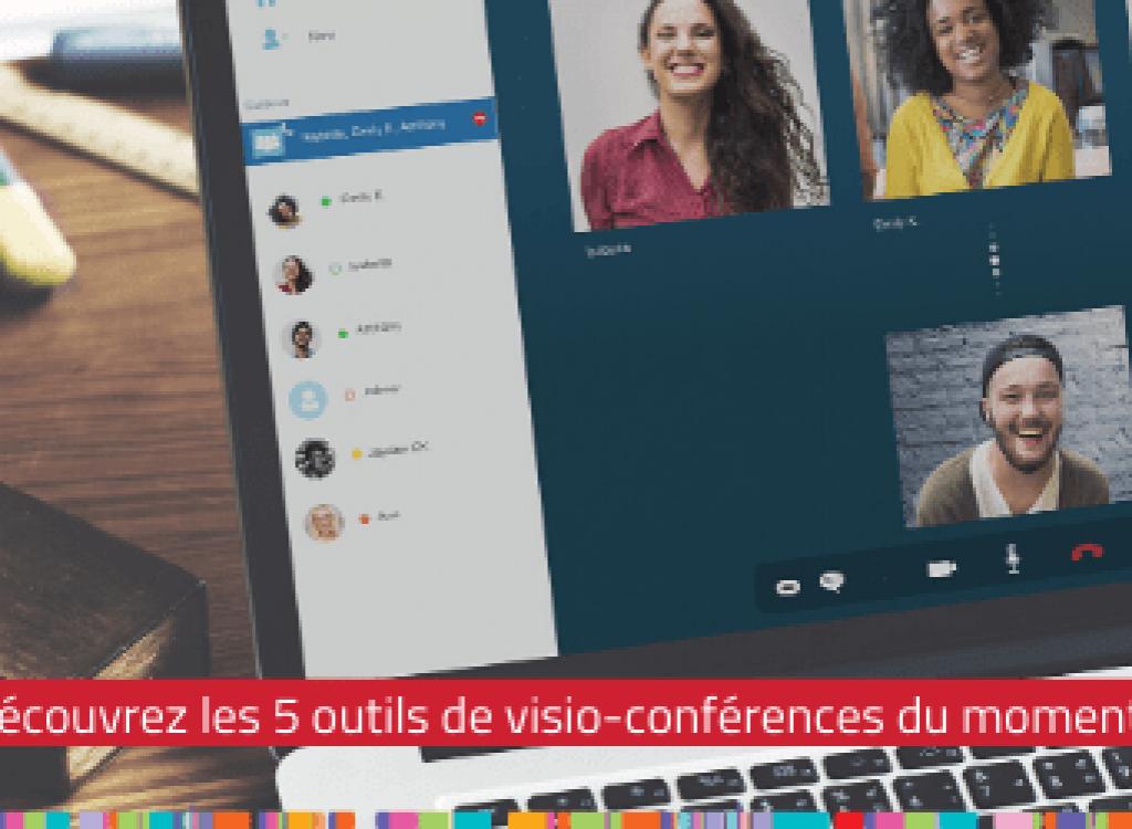 Visio-conférence : 5 outils gratuits pour communiquer à distance