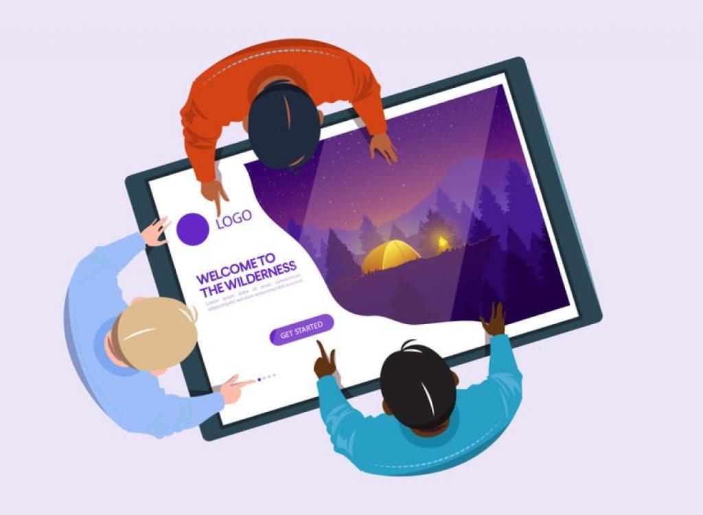 En quoi consiste le travail d'un designer web ?