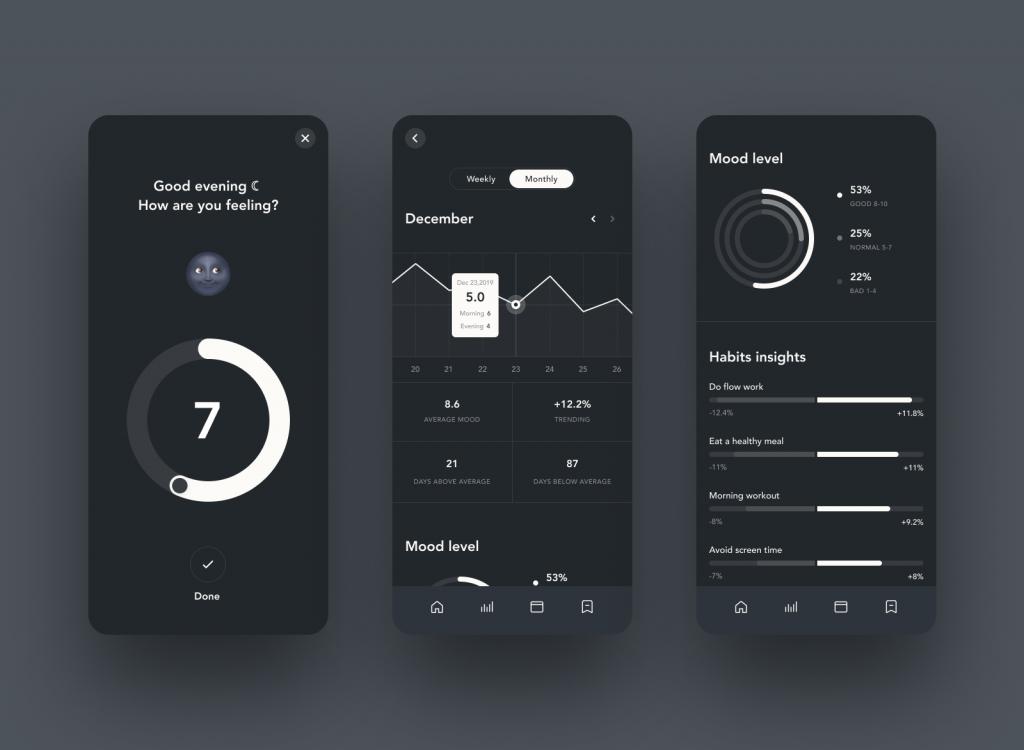 Design mobile : tendances et astuces à suivre en 2020