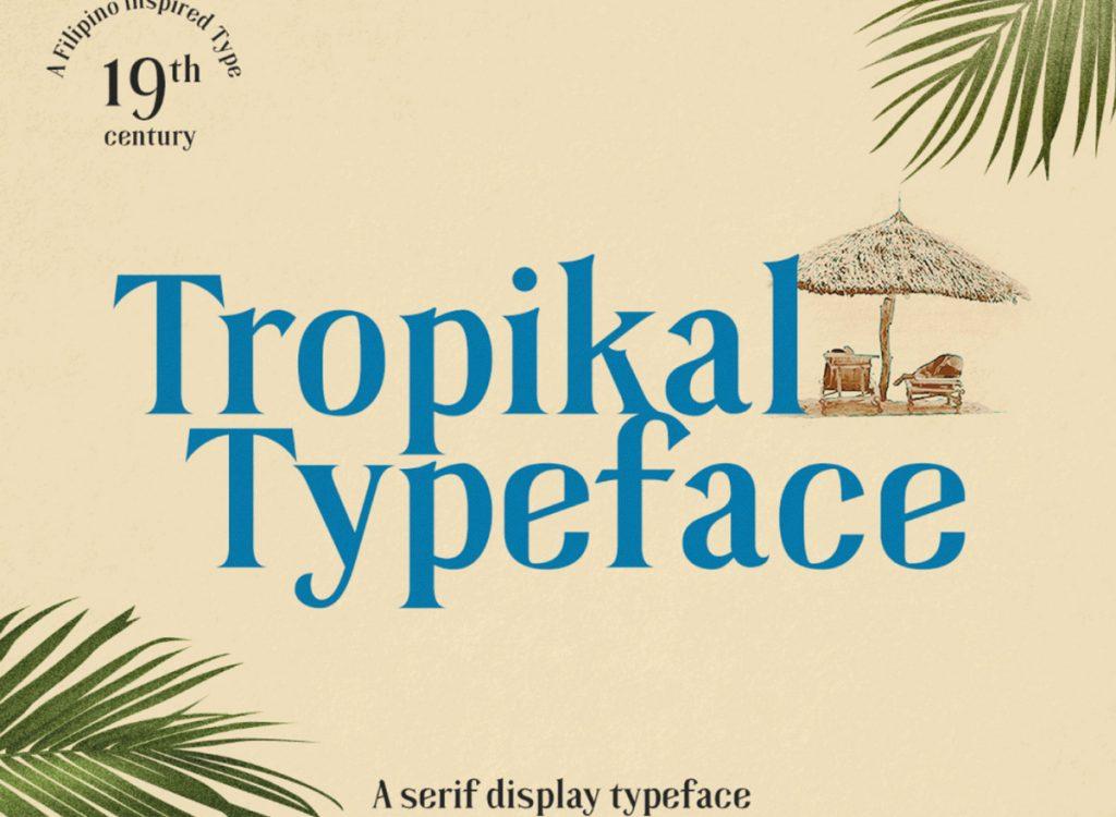 20 nouvelles typographies gratuites à télécharger (janvier 2021)